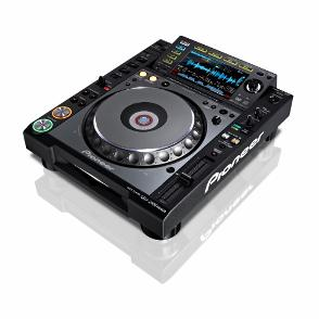 usb dj cd player
